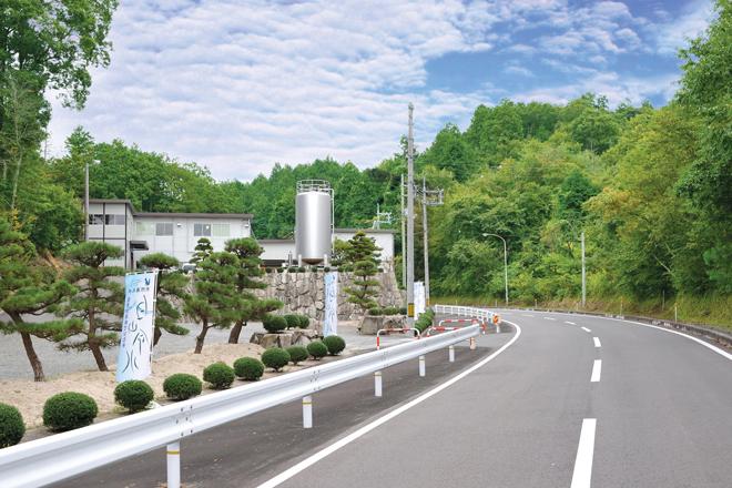 株式会社白山命水社屋兼充填工場②