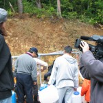2002年12月下旬 白山命水採水地④